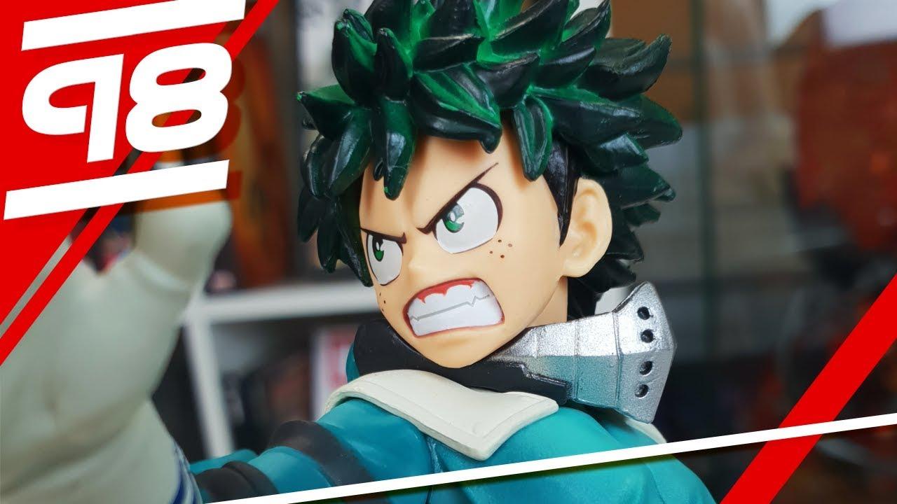 Anime Action Figure Jouets My Hero Academia Deku Katsuki All Might Figurine