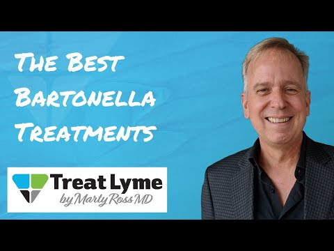 Bartonella Treatments - The Best Herbal and Prescription Antibiotics