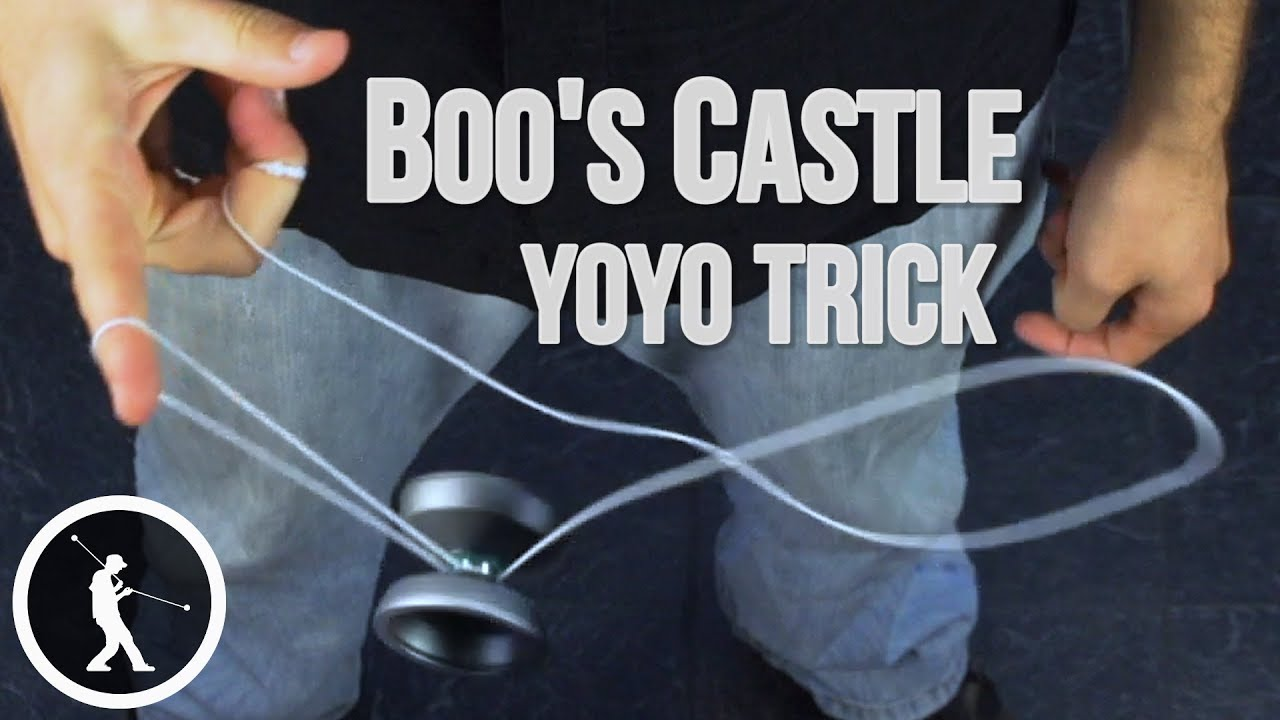 Learn the 1A Yoyo Trick Boo's Castle