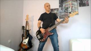 Ramones Do You Remember Rock And Roll Radio Bass Cover
