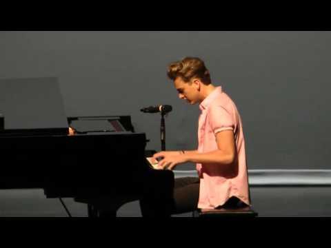 Noah Mac Dublin High Talent Show 2016