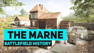 Battlefield History: Second Battle of the Marne