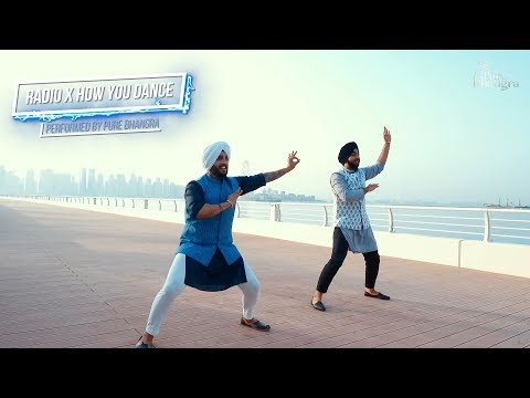 Radio X How You Dance | Guru & Karam | DJ Sarpanch | Pure Bhangra