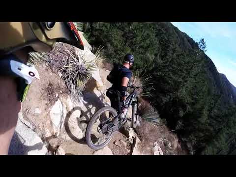 Mt Wilson full trail first ride in 2018