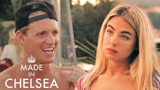 Jamie Laing & Jess Woodley Argue Over Dating New People?! | Made in Chelsea LA