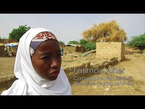 Comprendre les risques d'inondation à Niamey grâce à la cartographie open source, aux drones et à la modélisation