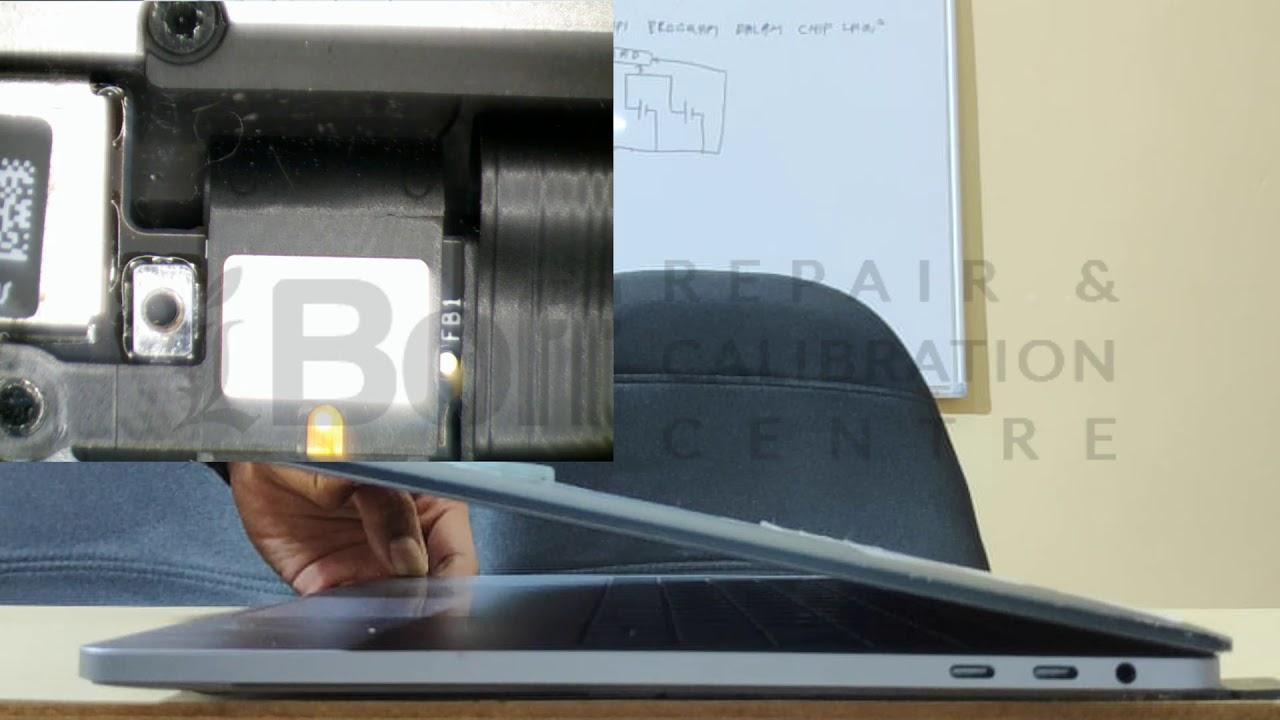 MacBook Pro 2016-2018 Flexgate Problem