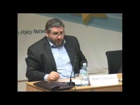 Prof. Harry Tzimitras - Legal Implications of Gas Resources in the Eastern Mediterranean