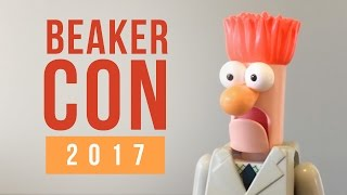 BeakerCon 2017: Our Beaker Collection | Muppets