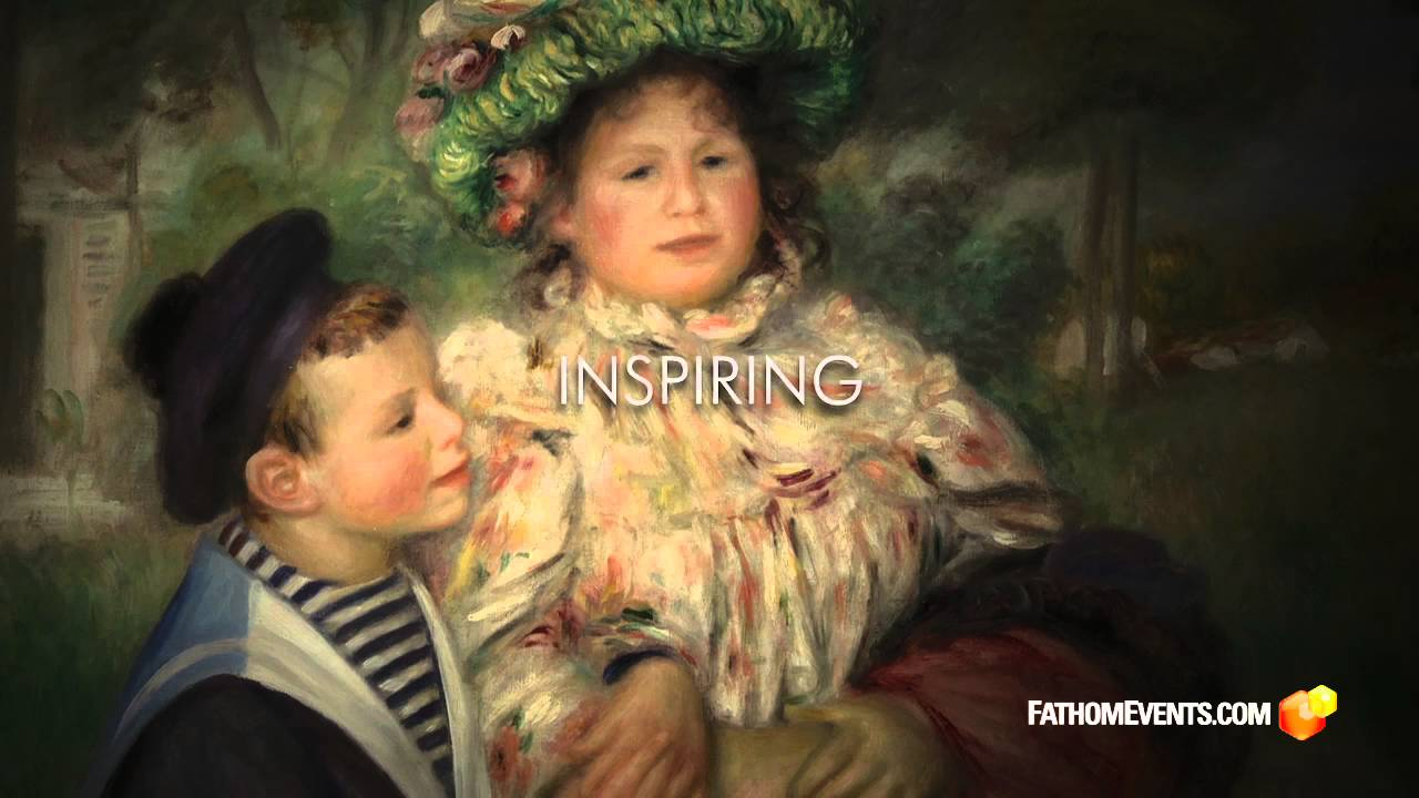 Art Architecture in Cinema Renoir Revered and Reviled Trailer