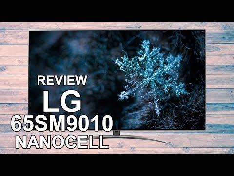 LG 65SM9010 - Televisor NanoCell compatible con todos los formatos HDR