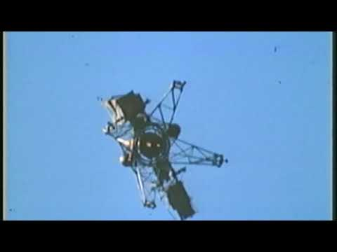 Astronaut Neil A. Armstrong crashes the Lunar Landing Research Vehicle (LLRV)