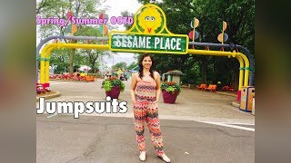 Spring/Summer Fashion: Jumpsuits
