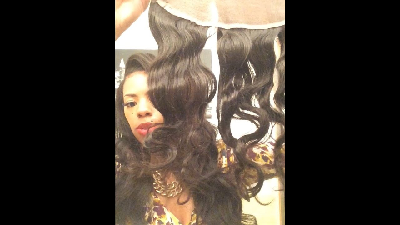 Frontal From Kendras Boutique