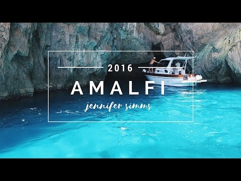 AMALFI COAST | Travel Video