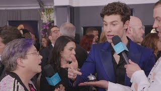 Mary Halsey & Andy Zenor Interview the Stars at the 2019 Grammys!