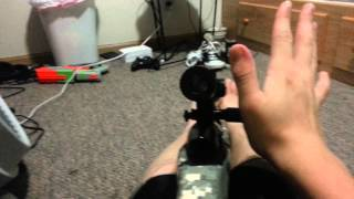 ZM51 Airsoft sniper review- I