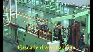 copper tube processing machinery part-1