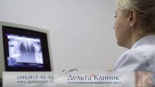 Как делают УЗИ простаты. Исследование простаты у мужчин в Дельта Клиник.(УЗИ простаты и мочевого пузыря в клинике 1500 руб., 2013-05-06T10:04:06.000Z)