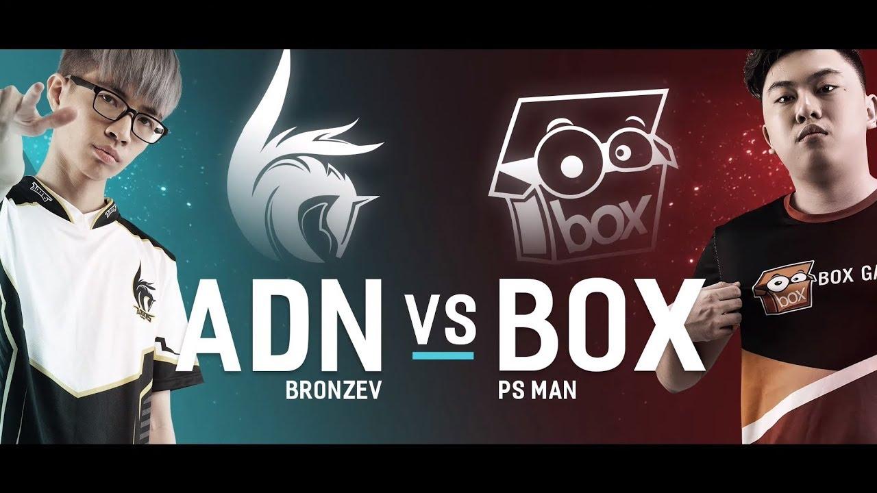 Playoffs 2: BOX Gaming vs Adonis Esports – Đấu Trường Danh Vọng Mùa Xuân 2019