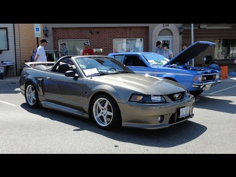 2004 ford mustang roush stage 3 convertible for sale doovi. Black Bedroom Furniture Sets. Home Design Ideas