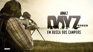 DayZ Mod Arma 2   Em busca dos campers