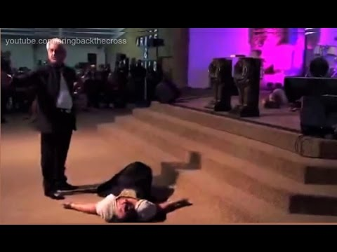 Benny Hinn - Healing Anointing in South Africa