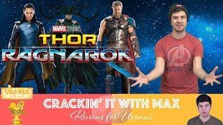 Thor: Ragnarok - Movie Review & Possible Uranus Award Nominations
