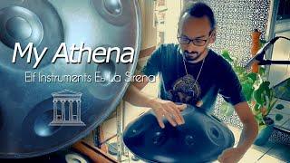My Athena - Thierry Bleton (Handpan)