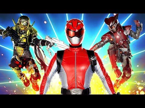 Могучие рейнджеры— Самые крутые истории ЗВЕРОМОРФЕРЫ— Супергерои— Сборник видео приключений