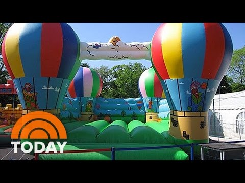 Bounce House Dangers In Spotlight After 5 Kids Hurt At Church Event | TODAY