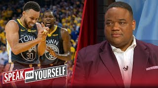 Download Warriors success in KD's absence puts an asterisk on his titles —Whitlock | NBA | SPEAK FOR YOURSELF Mp3 and Videos