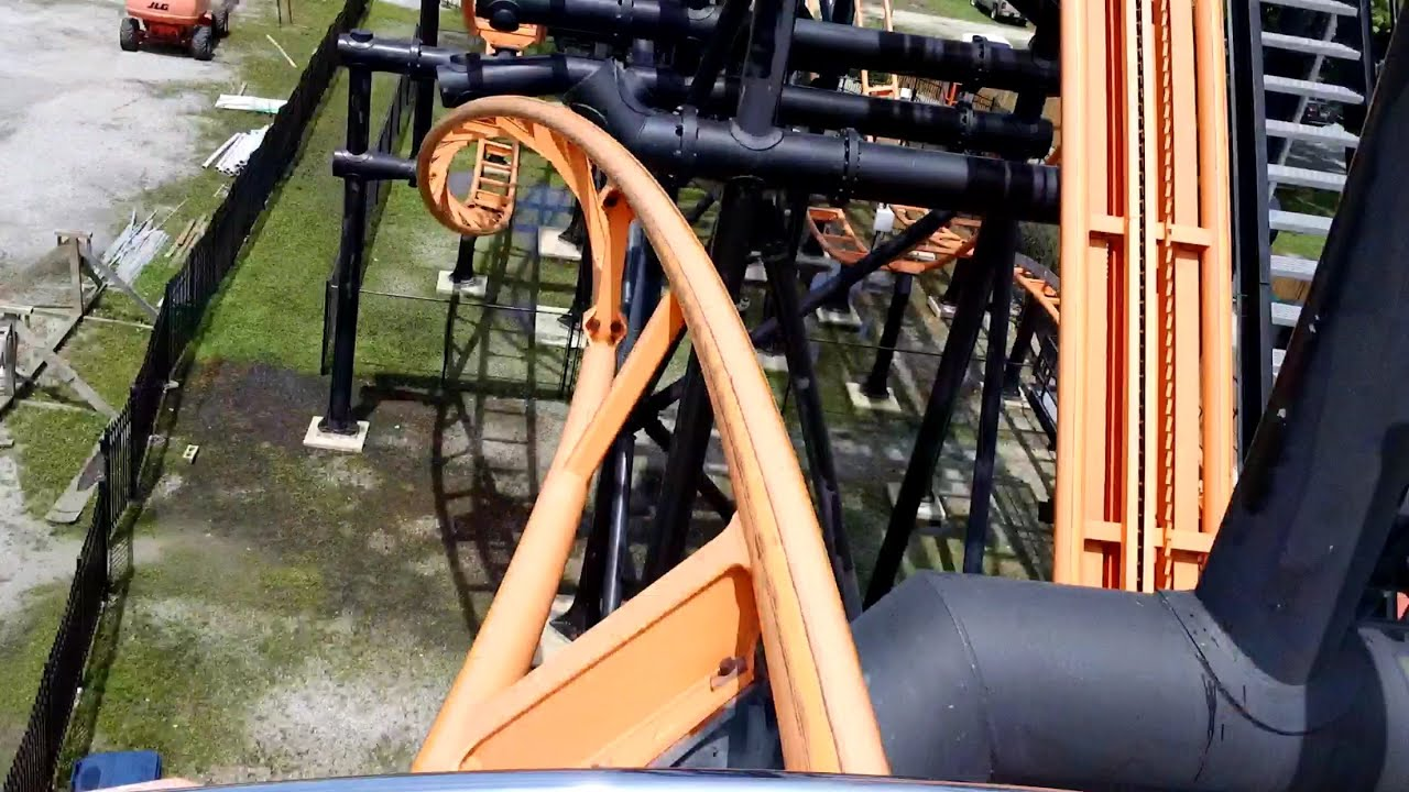 Steel Hawg Front Seat POV 2015 FULL HD Indiana Beach