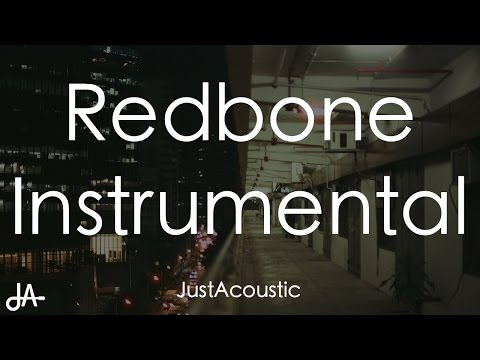 Redbone - Childish Gambino (Acoustic Instrumental)