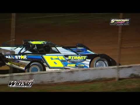 Whynot Motorsports Park | Fall Classic | Super Late Model B Mains | Oct 27, 2018