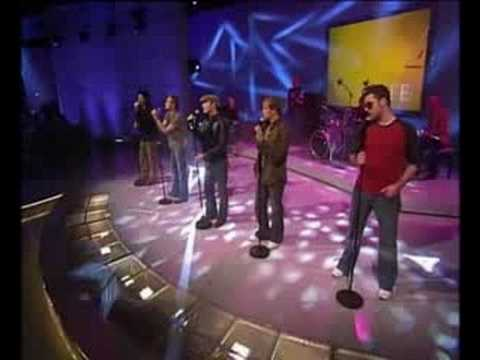 Westlife - Unbreakable (live On Bingolotto)