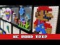 Kansas City family ROAD TRIP & vacation! Legoland, Sea Life Aquarium, Crown Center & more!
