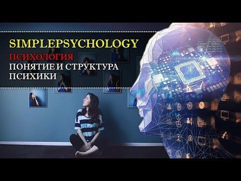 Психология. Понятие и структура психики.