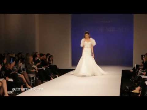 Eve of Milady Bridal Gowns | Runway Video - YouTube