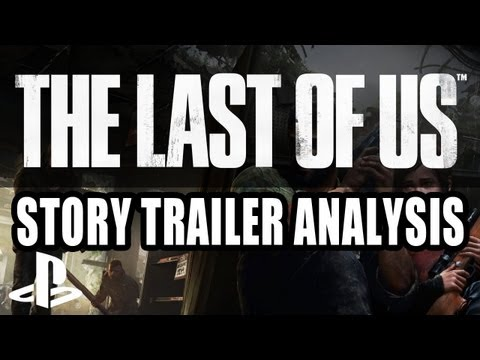 The Last Of Us - Spike VGA Trailer Analysis