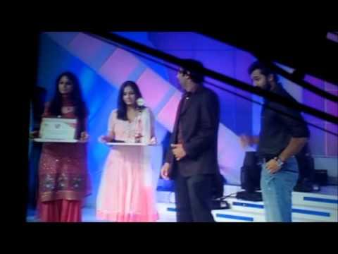 Unnimukundan - New Face in Acting @ Asiavision Movie Awards '11