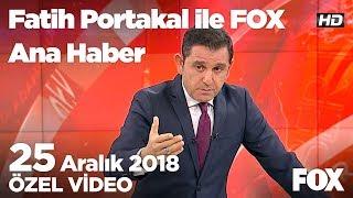 Asgari ücret 2.020 TL oldu! 25 Aralık 2018 Fatih Portakal ile FOX Ana Haber