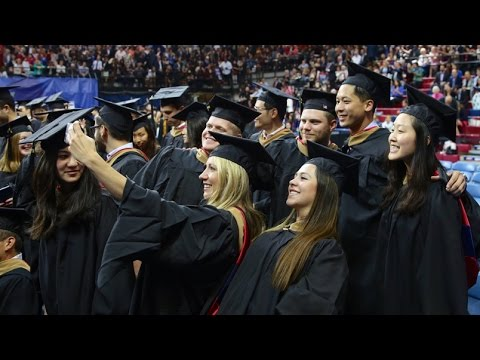 Wharton MBA Graduation Ceremony 2017
