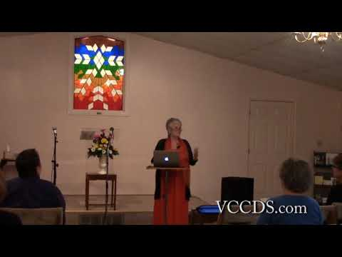 081317 – Nancy Stokes ~ Valley Community Church, Divine Science ~ Roanoke, VA