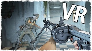 CS:GO В VR!!!
