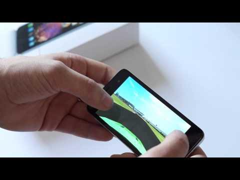 Alcatel OneTouch Star 6010d Review (deutsch)
