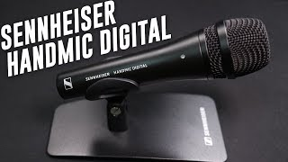 Sennheiser HandMic Digital iOS / USB Dynamic Mic Review / Test