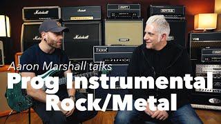 Discussing Progressive Instrumental Rock w/ Aaron Marshall (Intervals)