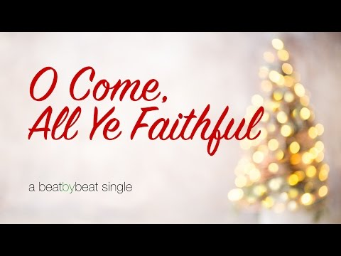 O Come All Ye Faithful - Karaoke Christmas Song