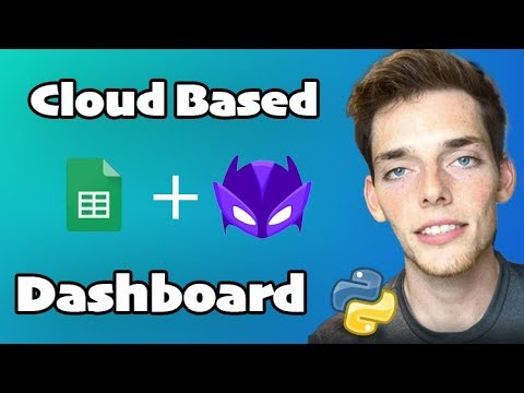 Build An Online KPI Dashboard From Real Time Spreadsheet Data (The Easy Way)
